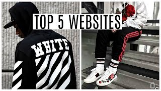 HOW TO BUY STREETWEAR ON A BUDGET | Top 5 Streetwear Websites | Daniel Simmons