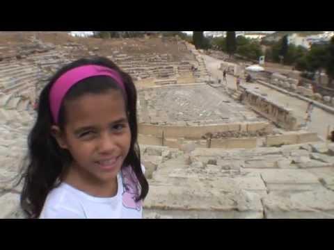 Melina- Ancient theater of  Dionysos