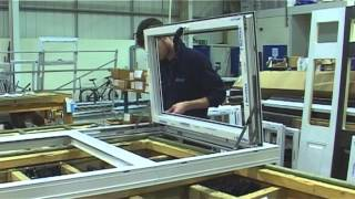 How double glazed windows are made?