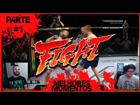 UFC - TheDarkness vs Kaue Pimposo -  Stream  1