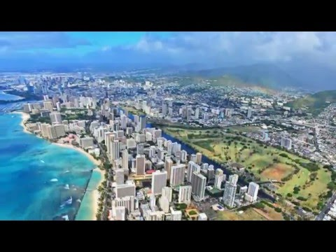 Visiting Amazing Honolulu, City in Hawaii, United States