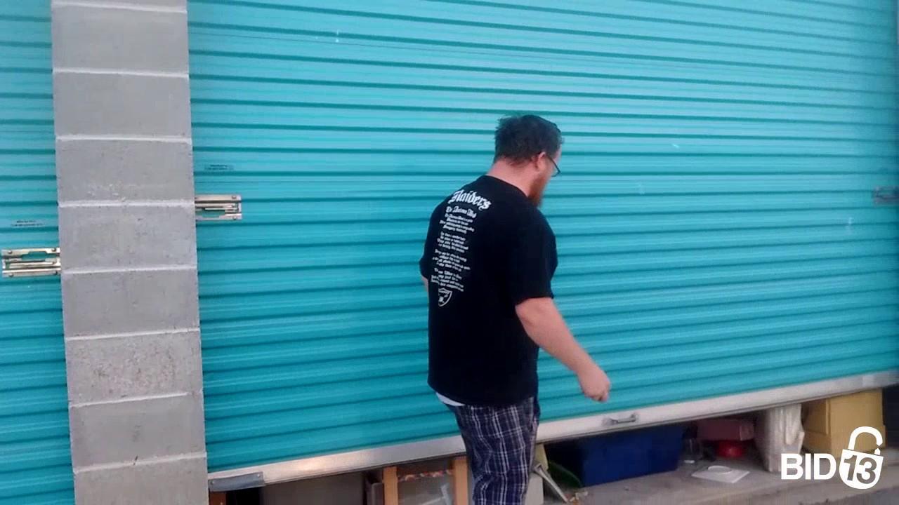 Good AAA Payson Storage   Unit 124
