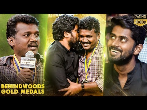 Pa Ranjith's Kiss to Mari Selvaraj on Stage!! - Unseen Candid Moment!!