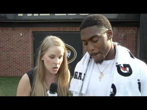 ONE ON ONE:  Marcus Murphy Returns to Mizzou
