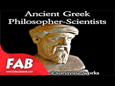 Ancient Greek Philosopher Scientists Full Audiobook by VARIOUS  by Ancient