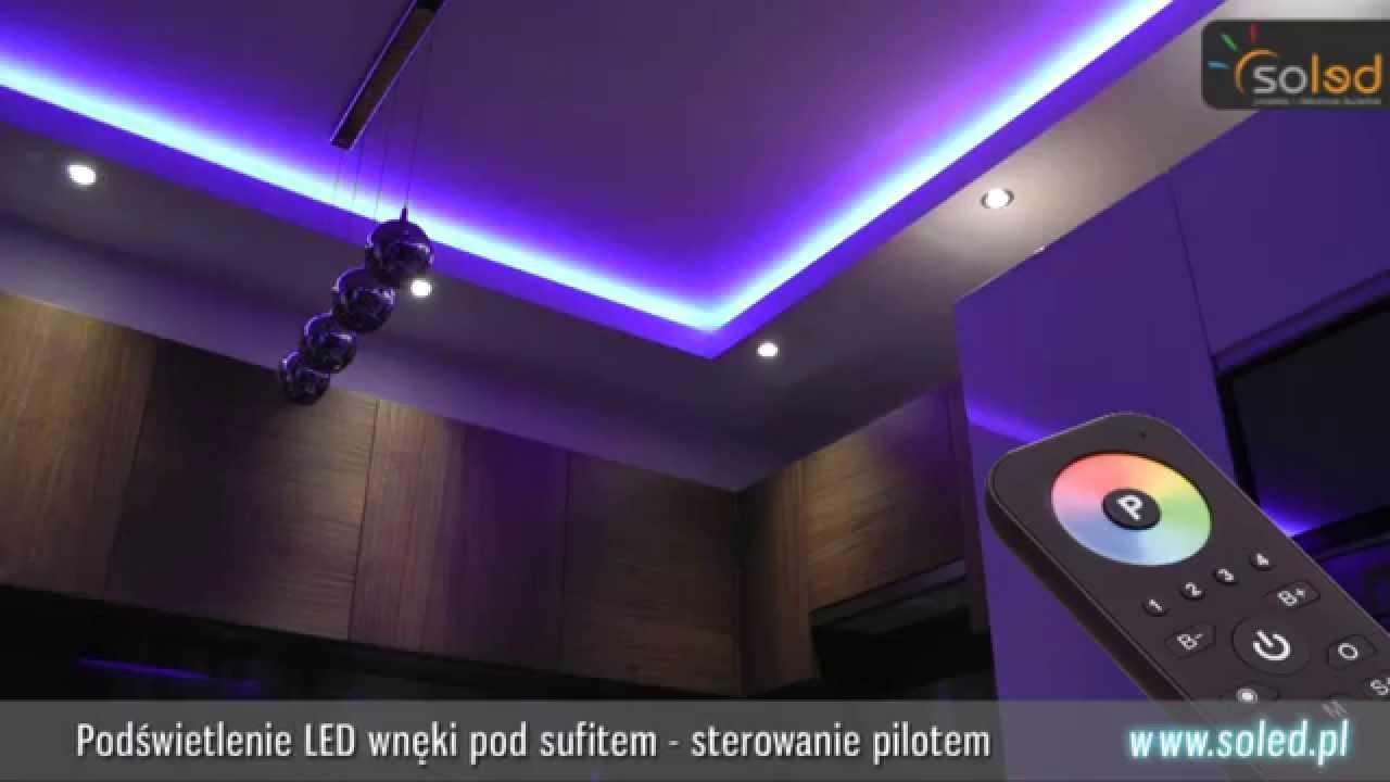 Oświetlenie Led Kuchni Oświetlenie Kuchenne Oświetlenie Blatu Taśma Led żarówki Led