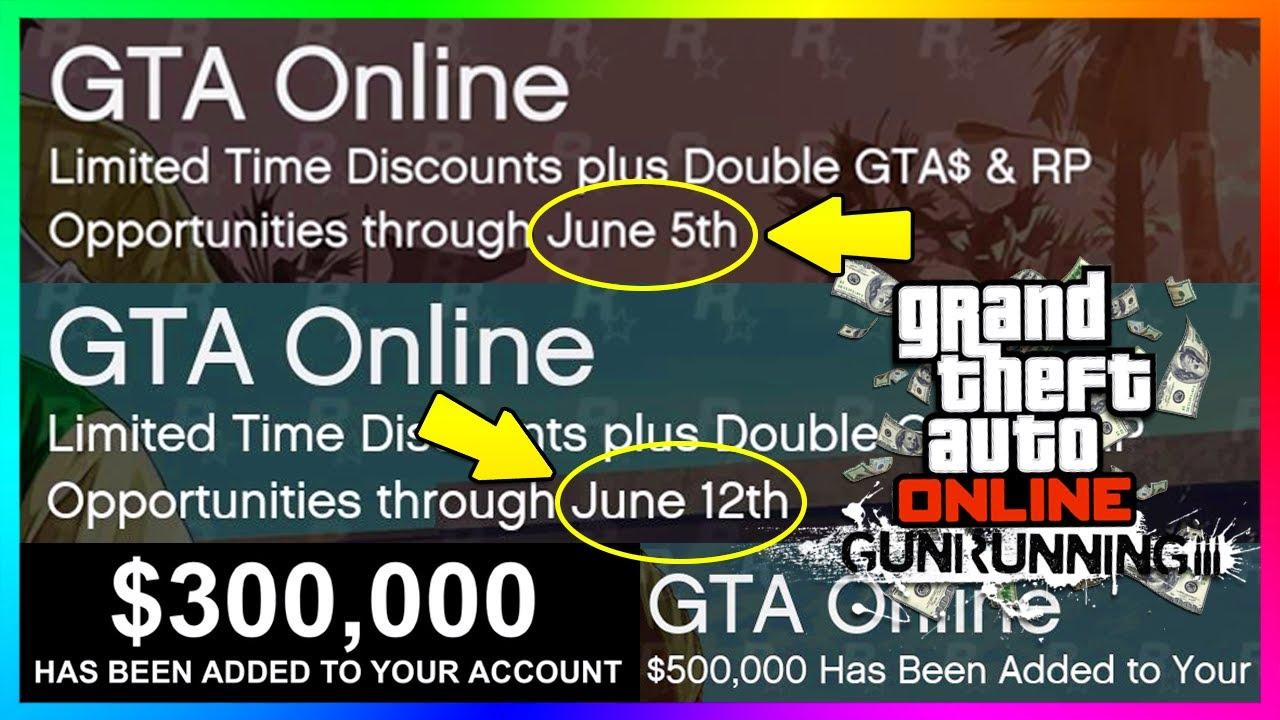 Gta online gunrunning dlc release date