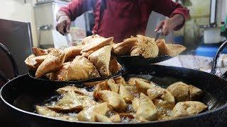 Easy Samosa Recipe | 200 Samosa Donating to Homeless | Street Kitchen
