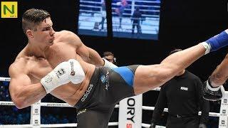 キックボクシング世界最強の男!リコ・ヴァーホーベンのトレーニングが大迫力!