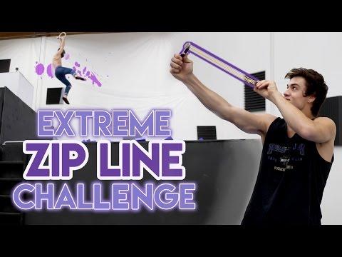 Extreme Zip Line Challenge!