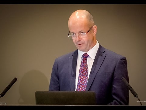 Dr. Dan Laffoley, sérfræðingur í vistkerfum hafsins hjá Alþjóðanáttúruverndarsjóðnum (IUCN)