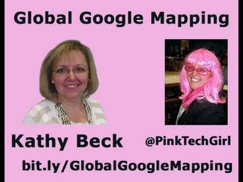 Global Google Mapping
