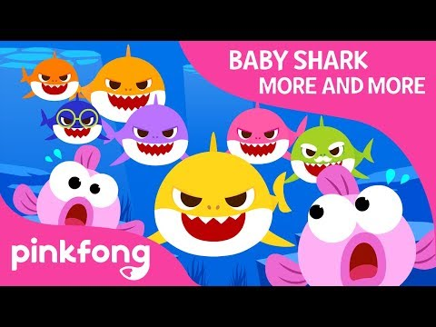 baby-shark-more-and-more-|-baby-shark-|-shark-family-|-pinkfong-songs-for-children