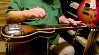 SAN ANTONIO ROSE, Rams Jose, Lap Steel Guitar, Instrumental