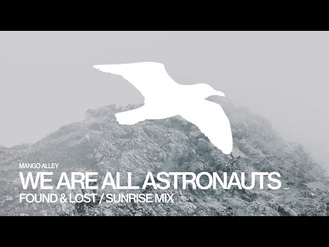 ALLEY055 WE ARE ALL ASTRONAUTS Found & Lost feat. Seawaves (Sunrise Mix)