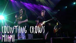 Смотреть клип Counting Crows - Miami