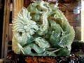 【風水 水晶 広島の廣友】ネフライト彫刻「特大龍鳳」のご紹介
