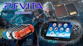 Todo Lo que puede hacer tu PS Vita y sus Perifericos.(HD)