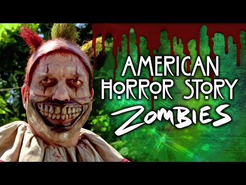 AMERICAN HORROR STORY ZOMBIES ★ Call of Duty Zombies