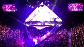 Katy Perry - Megamix Dance Party / Walking On Air (Prismatic World Tour Studio Version)