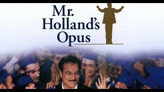 "Richard Dreyfuss in ""Mr Hollands Opus"" 1996 Movie Trailer"