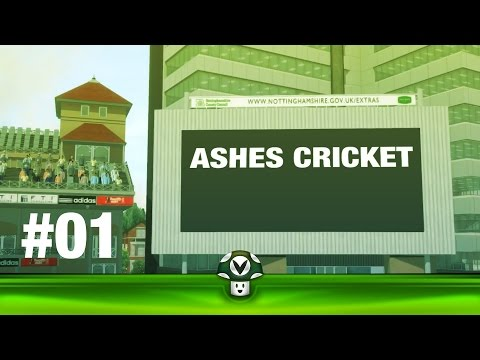[Vinesauce] Vinny - Ashes Cricket #01 (OUT OF SYNC)