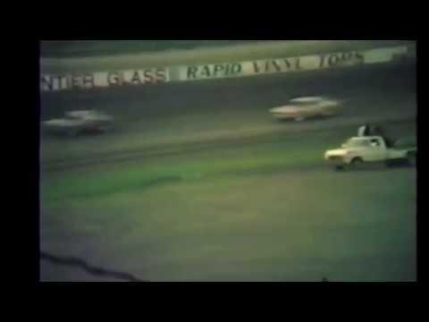 1985 races at Black Hills Speedway #44 Grand National trophy dash