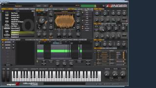 Vengeance Producer Suite - Avenger - Quick Preset Demonstration: SQ Complextro 1