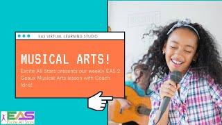 Musical Arts | Intro To Singing