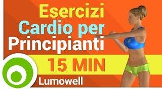 Esercizi Cardio per Principianti - Circuito a Basso Impatto per Perdere Peso