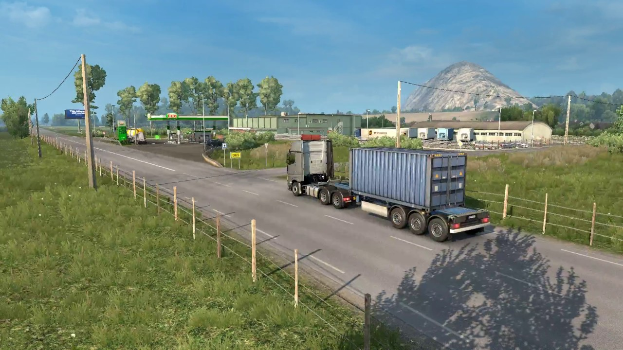 Trying To Snipe With Hdr Graphics: HDR Real Graphics Mod ETS2 1.26 (for Oculus Rift) By