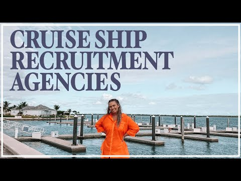 Cruise Ship Recruitment Agencies will pay you less money! Here's why!