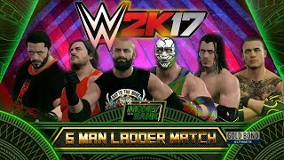 WWE 2K17  MONEY IN THE BANK