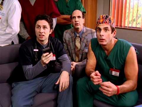 Best of the Todd  Season 6 Scrubs  Robert Maschio