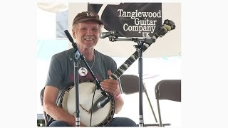 Bill Keith - Banjo Workshop - Part 3 - Grey Fox 2013