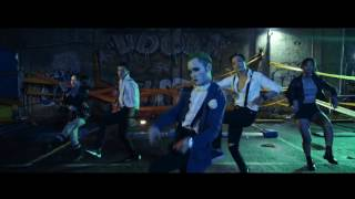 Suicide Squad Joker Dance ver. - Skrillex & Rick Ross - Purple