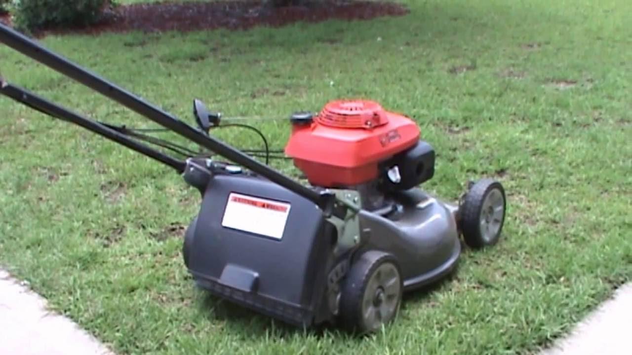 Lawn Mower Not Self Propelling? Honda Harmony II Mower Clutch Hack
