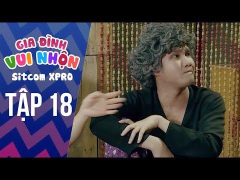 Sitcom Hài Tết 2018 Gia Đình Vui Nhộn - Tập 18 Hiểu Lầm - Huỳnh Lập, Hữu Tín, Minh Nhí