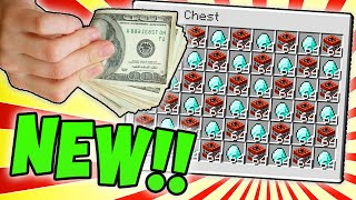 NEW MAPS + TNT = WIN! | Minecraft Money Wars 1.9 SOLO #45