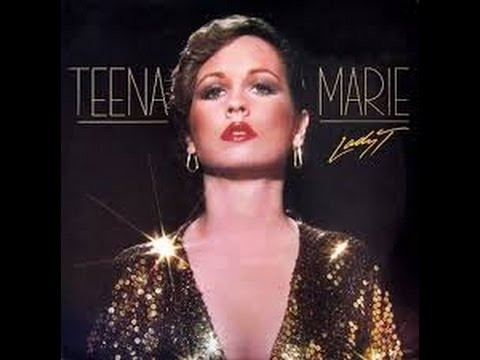 Teena Marie - Square Biz on Soul Train & American Bandstand
