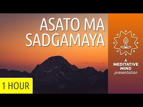 Peace Mantra | Om Asato Ma Sadgamya | Shanti Mantra Chanting Meditation