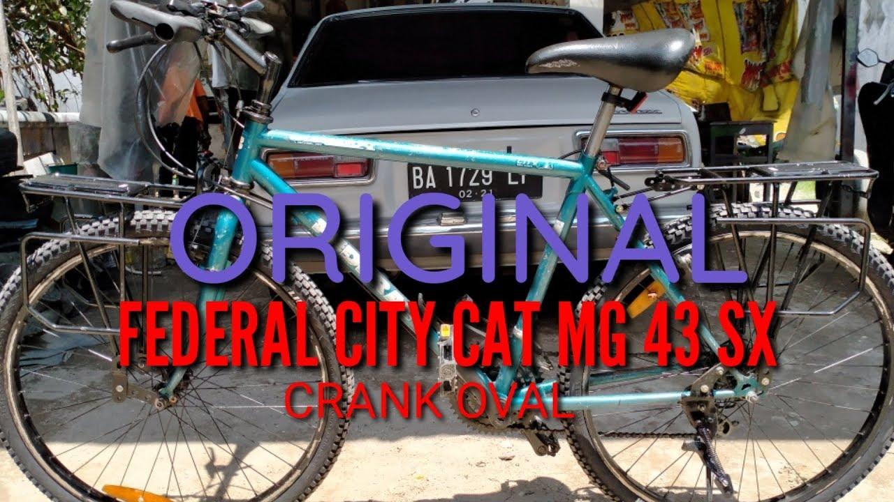 Langka Federal City Cat Mg 43 Sx Youtube