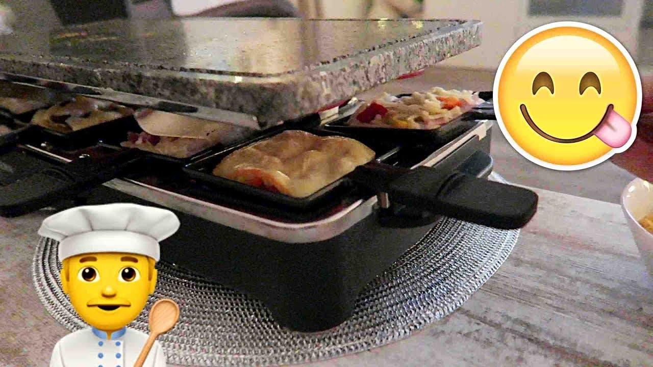 Raclette Mal Anders