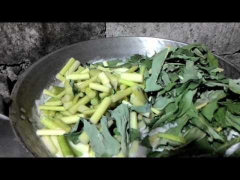How to cook laing,,from bicol,,,