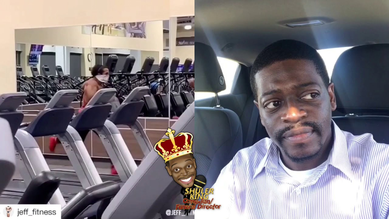 Shuler King - Why Is Jeff Working Out So Hard?!