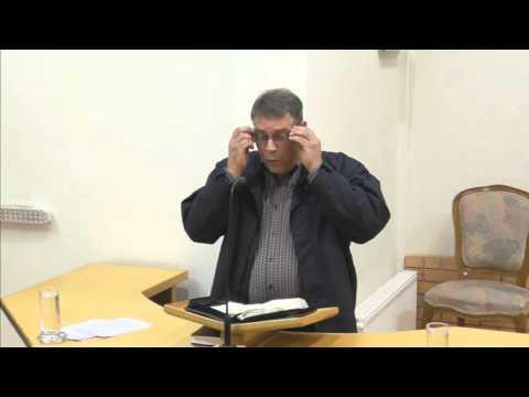 Κήρυγμα Ευαγγελίου - Πράξεις των Αποστόλων 16: 25-35