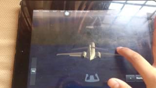 Bangkok Air Boeing 717 landing at yssy airport