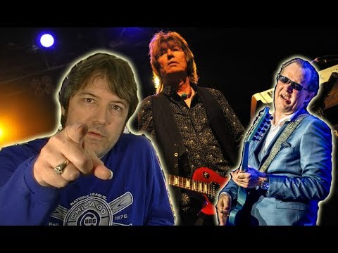 Another Dead Rock Star Ends Another Great Band, Joe Bonamassa Watches My Channel? - SPF