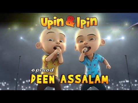 Upin Ipin Deen Assalam Versi Reggae Ska Remix Terbaru