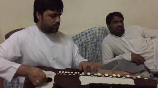 Beautiful benju composition by Khalid Baloch